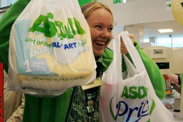TOP RATE: Asda's savings card is aimed at people wanting to save for Christmas. Picture: Kirsty Anderson
