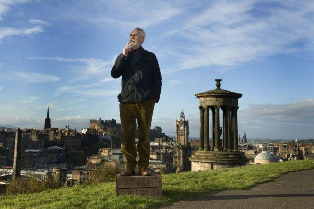 John Byrne signed the letter criticising Creative Scotland