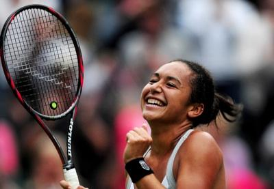 Heather Watson wins Britain's first female title for 24 years