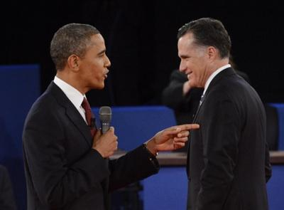 Obama goes into attack mode against Romney