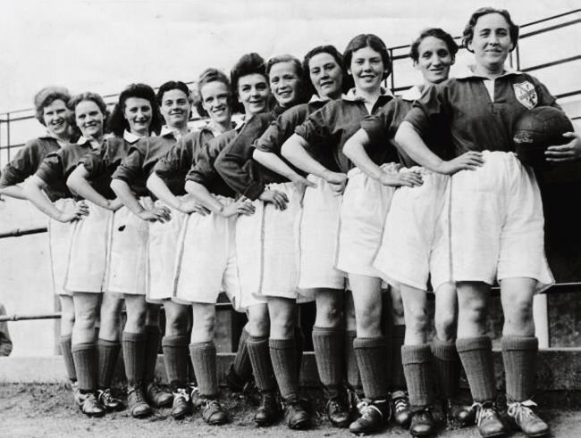 Edinburgh Dynamos in 1953. Picture: courtesy of Stuart Gibbs