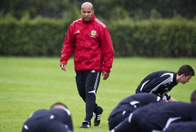 Dean Gorre's Scotland under-17 side are preparing  to participate  in European Championship qualifying.  Picture: SNS