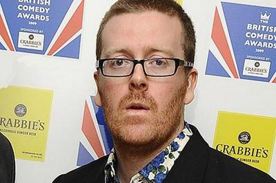 Frankie Boyle to stage one off comedy event on indyref result
