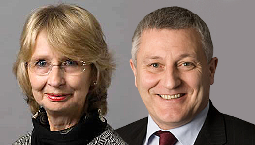 John Finnie and Jean Urquhart have left the SNP over its Nato policy change