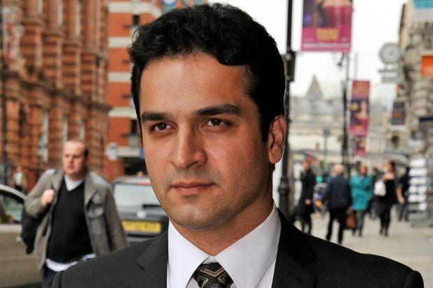 MUHAMMAD NAEEM KHAN: Watchdog panel ruled that the doctor's fitness to practise was not impaired.