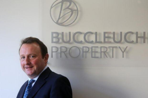 CONCERNed: David Peck, chief executive of Buccleuch Property and outgoing chair of the Scottish Property Federation. Picture: Gordon Terris