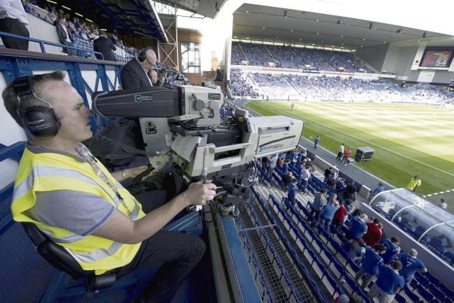 Sky cameras can add up to empty seats at matches as fans stay home. Picture: SNS
