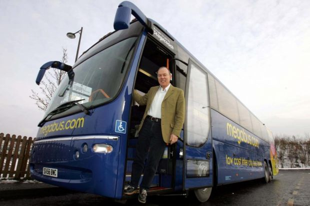 EXPANSION: A subsidiary of Brian Souter's Stagecoach Group has agreed terms to acquire a private operator in Manchester.