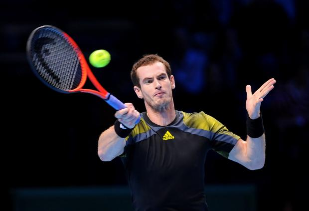 Andy Murray beat Jo-Wilfrie Tsonga in straight sets to advance to tomorrow's semi-final where his most likely opponent will be Roger Federer. Picture: Getty