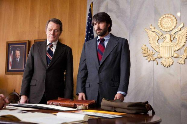 Ben Affleck, right, directs and stars in Argo