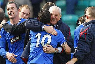 Spiers on Sport: why Walter Smith is a godsend to Rangers