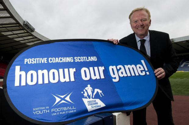 Alex McLeish believes his own future lies in club management