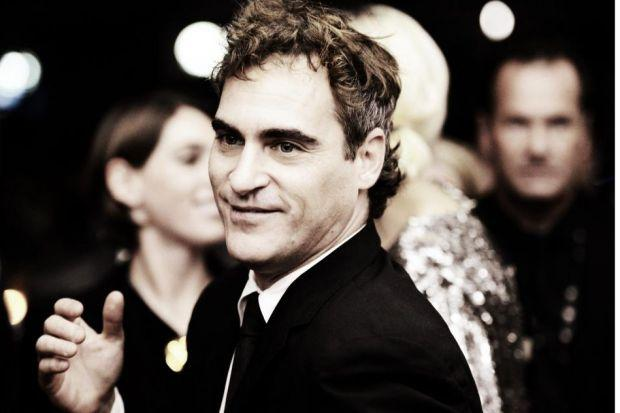 WEIGHTY WORK: Joaquin Phoenix lost 25lbs to play the role that earned him a Best Actor prize at the Venice Film Festival.