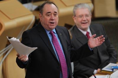 Salmond asked to 'stand aside' from inquiry into Leveson report findings