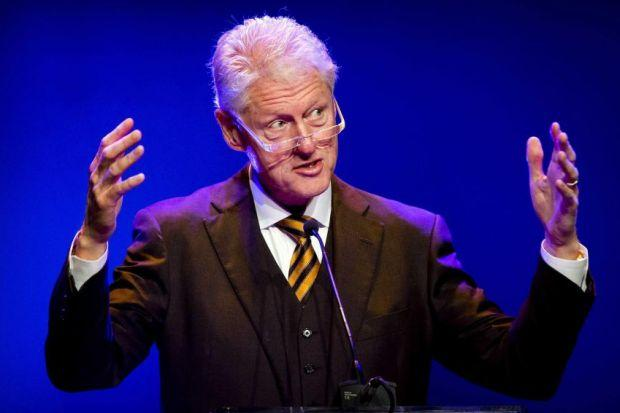 Clinton's veiled warning on Scots independence