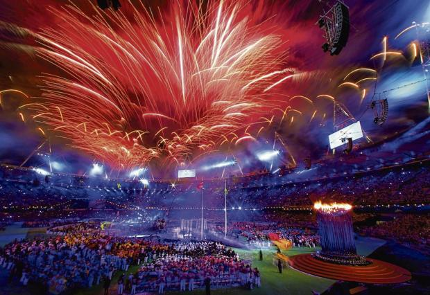 The government makes a fortune from sport and recreation. Annual UK sport spending is £17bn -- almost double the cost of the 2012 Olympics. Picture: Michael Steele/Getty Images
