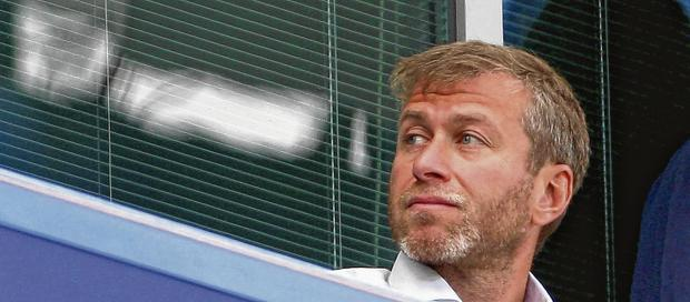 Roman Abramovich is said to have paid out £86m to managers he has dismissed. Picture: Getty Images
