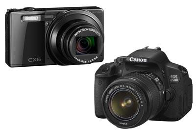 Ask Gadget Grant: which digital camera should I put on my Christmas shopping list?