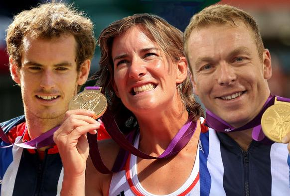 Three Scots in running for BBC Sports Personality