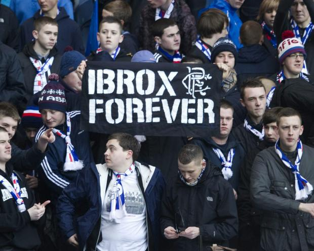 Rangers fans are being asked to go to the well once more as the club attempt to develop a more        sustainable future