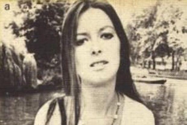 Shelagh McDonald was expected to become a big star in 1971, but vanished instead. Picture: Ian Anderson