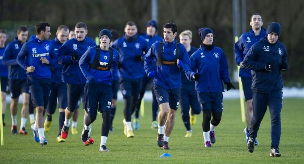 Rangers prepare to host only side to beat them in the league