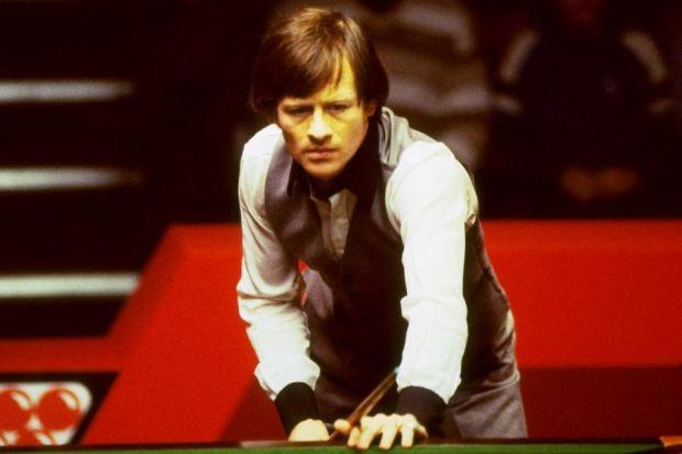Alex Higgins helped transform the sport     Photograph: Getty