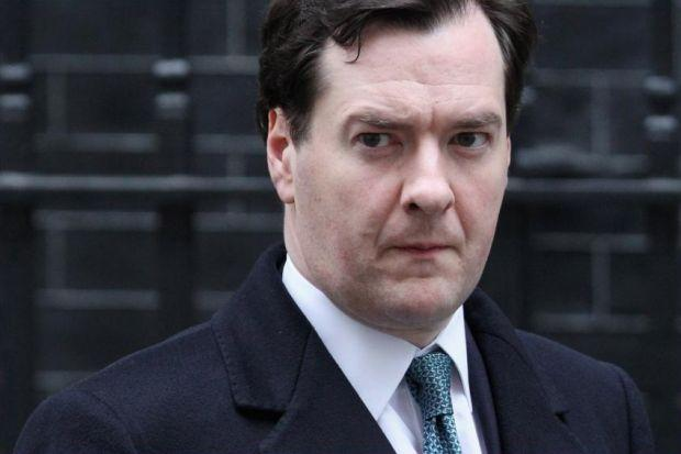 Chancellor George Osborne's austerity policies are not producing results for the UK economy