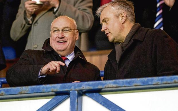 James Traynor takes in Saturday's match against Stirling Albion.  Picture: Rob Casey/SNS