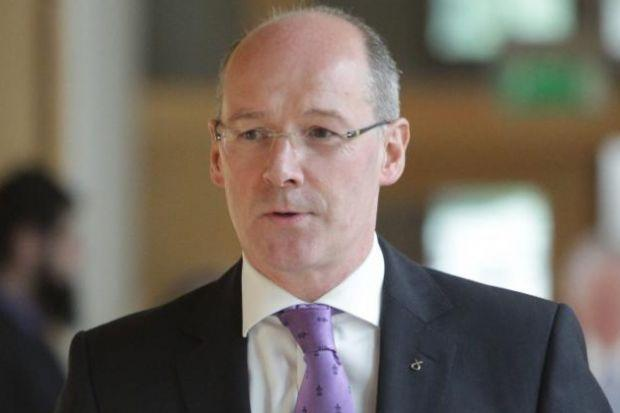 JOHN SWINNEY: Said there had been dialogue over the pound.