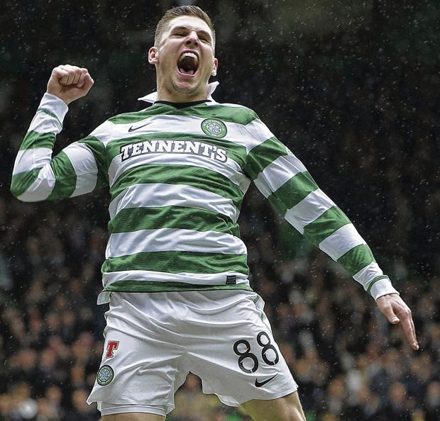 Neil Lennon is confident he can persuade Gary Hooper to sign a contract extension. Picture: SNS