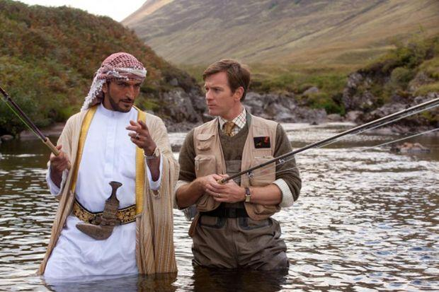 EWAN McGREGOR: Short-listed for best actor in a musical or comedy film for Salmon Fishing in the Yemen. BRAVE: Its song, Touch The Sky, is long-listed for an Oscar.