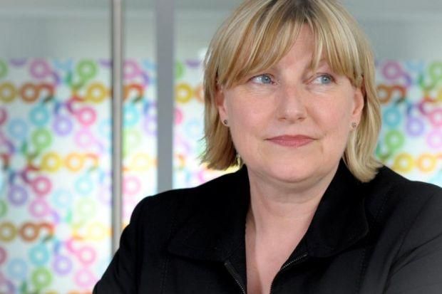 Bridget McConnell tops the list of candidates for the Creative Scotland top job