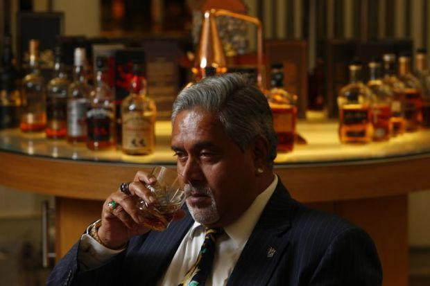 GOOD HEALTH: United Spirits owner Vijay Mallya agreed for Diageo to take a stake in his group. Picture: Colin Mearns