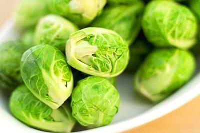 Christmas would not be complete without Brussels sprouts