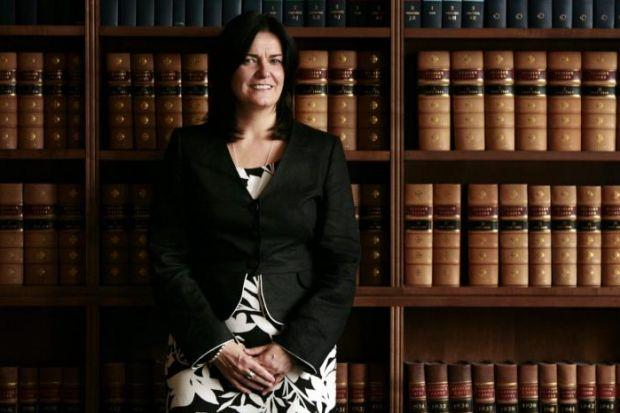 INTEREST: Lorna Jack expects more law firms to adopt new business structures next year. Picture: Steve Cox