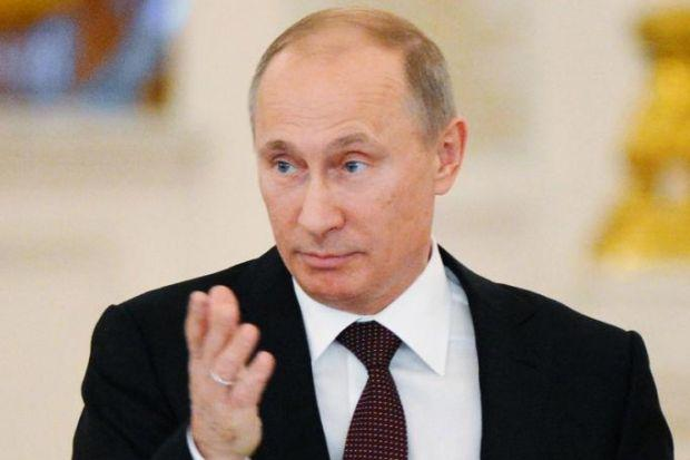 PUTIN: Claims US Magnitsky Act is poisoning east-west relations.