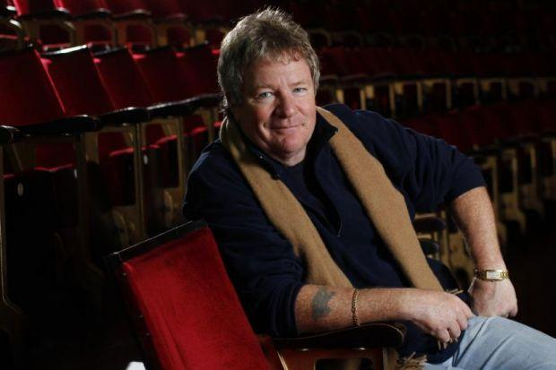 JIM DAVIDSON: Released on bail after arrest at Hampshire home.