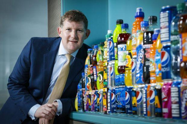 OPPORTUNITY: AG Barr chief executive Roger White hopes the Britvic merger will benefit shareholders and staff.
