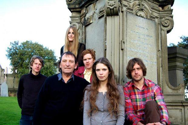 new SOUND: Mike Heron, with Georgia Seddon, first met Trembling Bells at an Incredible String Band retrospective in London, where they discovered commonalities between the bands' music