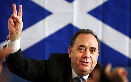 Salmond cleared of breaching ministerial code in EU advice row