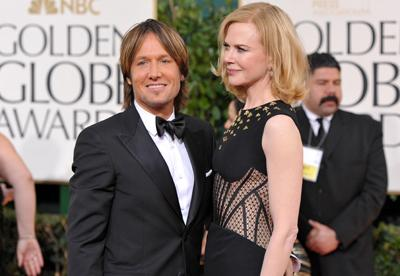 Golden Globes 2013: glamour on the red carpet