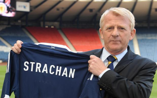 Strachan: 'It's too good not to take it'