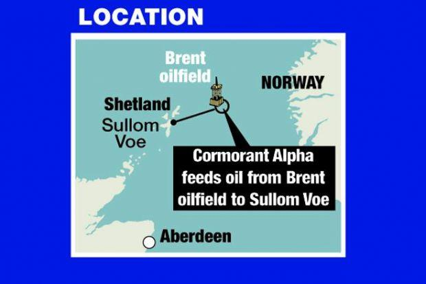 North Sea shutdown sparks oil price fears