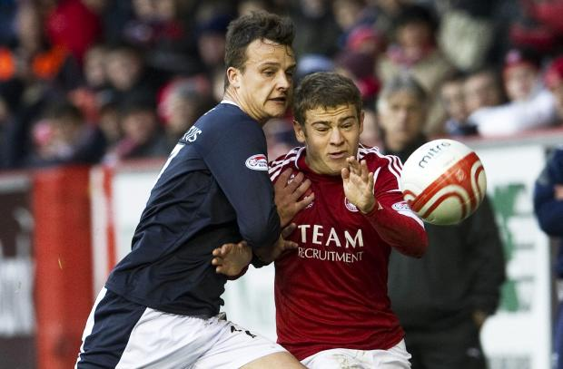Ryan Fraser has left Pittodrie to join League One club Bournemouth