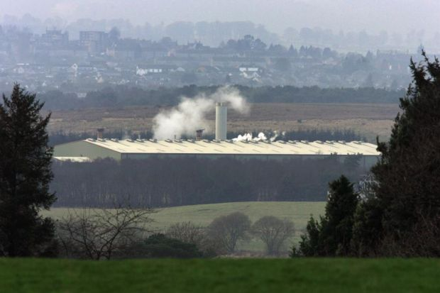 Scotgen's plant at Dargavel in Dumfries is being investigated by Government safety watchdogs