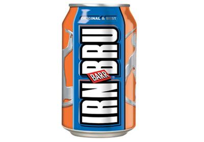 Still made of girders (and sugar): AG Barr refuses calorie cut on IrnBru
