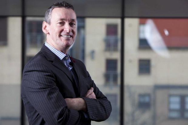 Jim Duffy: ESpark co-founder says Babson week will benefit Scots start-ups.