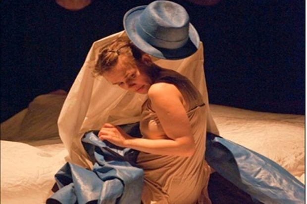 CLOTHES ENVOUNTER: Part of To The End Of Love, a re-telling of the Bluebeard's Castle story for Manipulate.