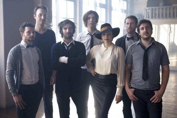 SONG AND DANCE: Caravan Palace cancelled their appearance at Celtic Connections over an apparent disagreement over travel arrangements.